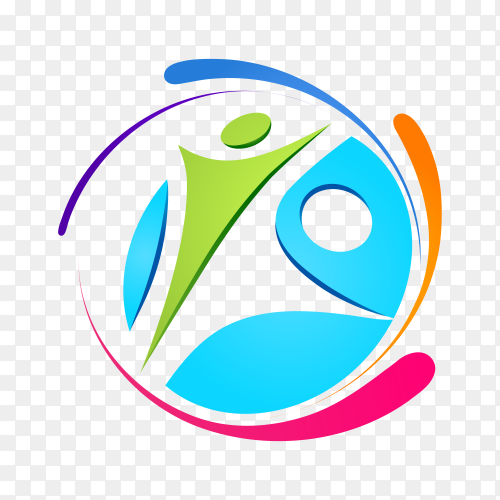 Family care foundation logo on transparent background PNG