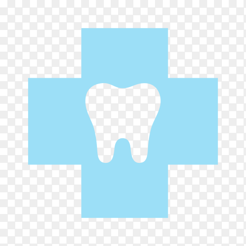 Hand drawn tooth isolated on transparent background PNG.png