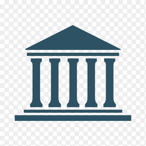 Law firm logo design stock premium vector PNG