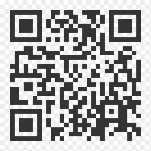 QR Code Icon. Illustration of Square Codes As A Simple Vector Sign & Trendy Symbol for Design, Websites, Presentation or Mobile Application premium vector PNG