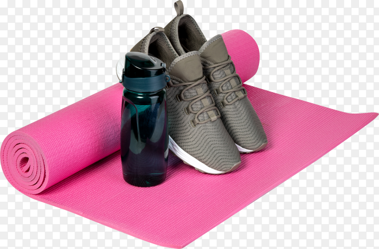 Sport shoes isolated on transparent background PNG