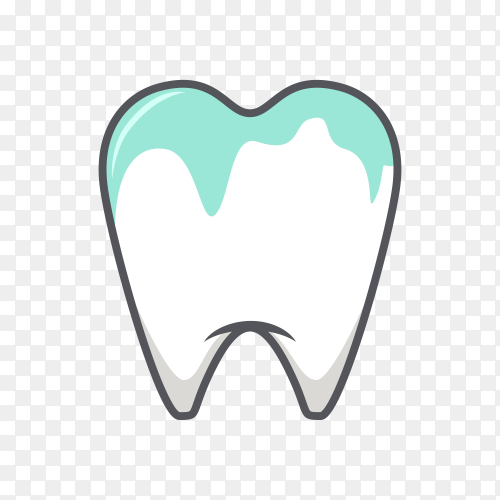Teeth logo on transparent background PNG.png