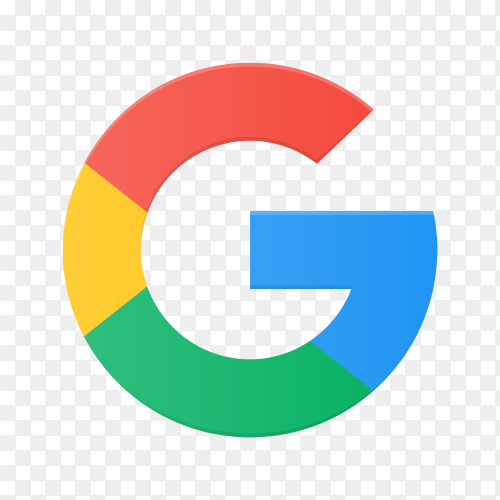 Logo Search Google on transparent background PNG