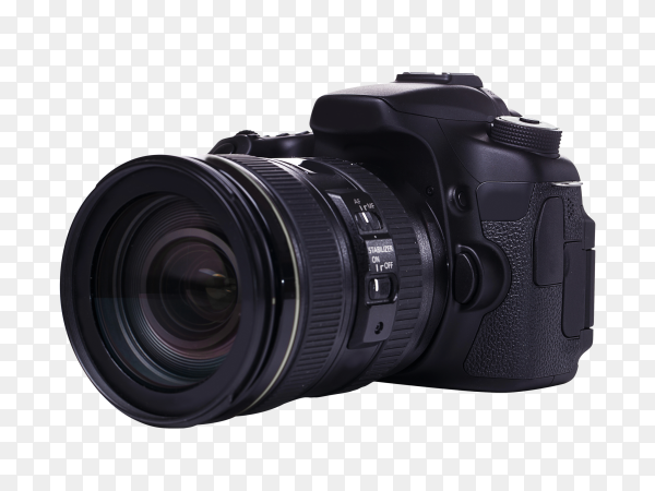 DSLR canon camera PNG