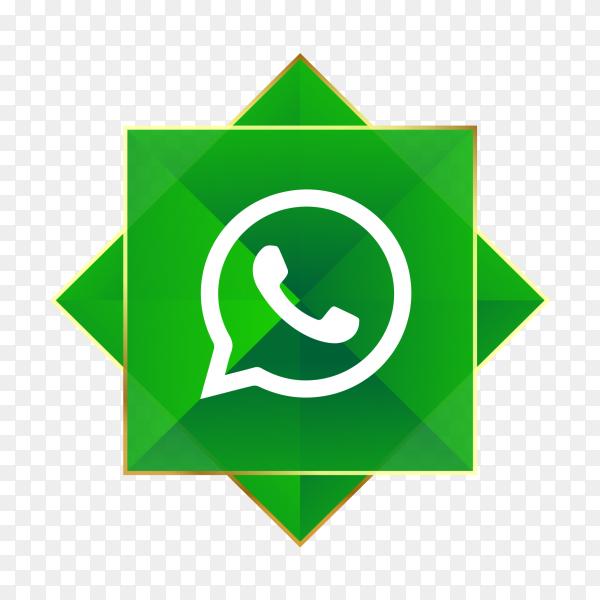 WhatsApp logo icon PNG