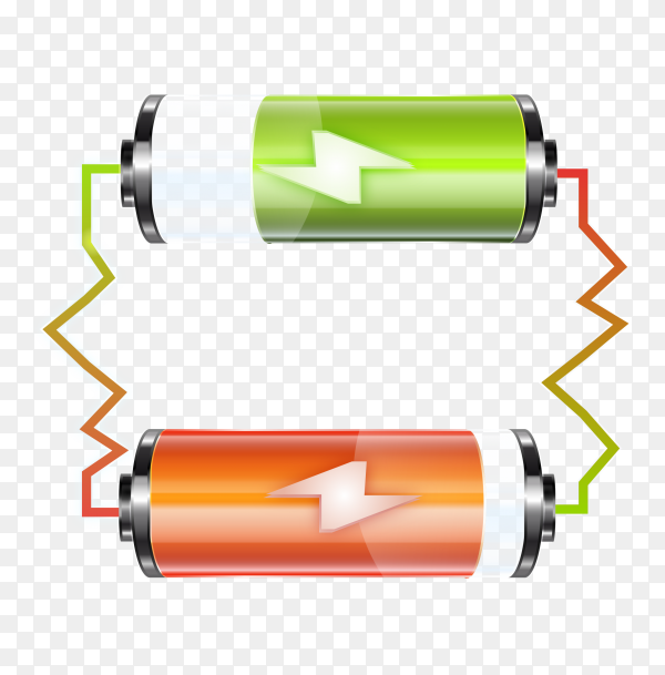 Batteries PNG
