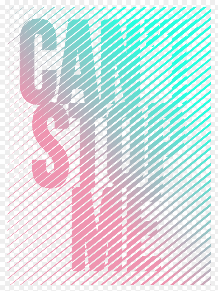 Quote shirt design – Can't Stop Me PNG