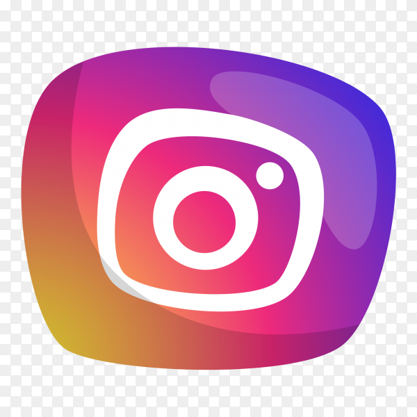 Cute Social Media Logo Instagram Png Similar Png