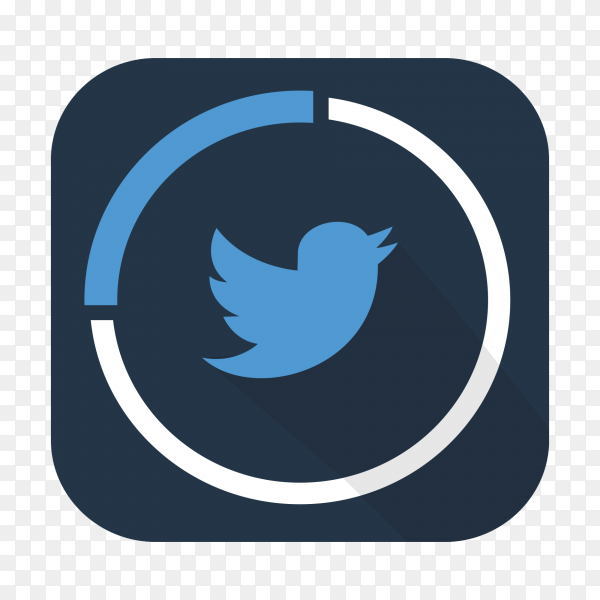 Logo twitter icon PNG