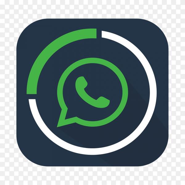 Logo WhatsApp icon PNG
