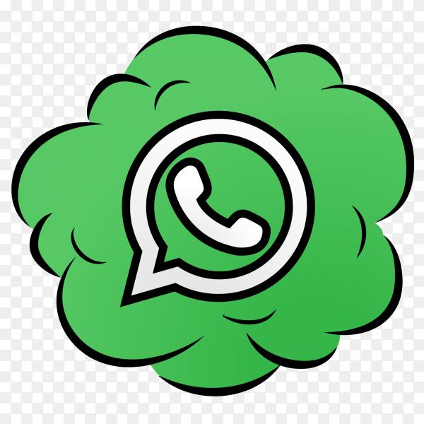 Logo Whatsapp Vector Png Similar Png