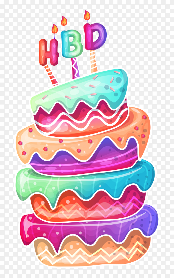 Happy Birthday Cake Cartoon Png Similar Png