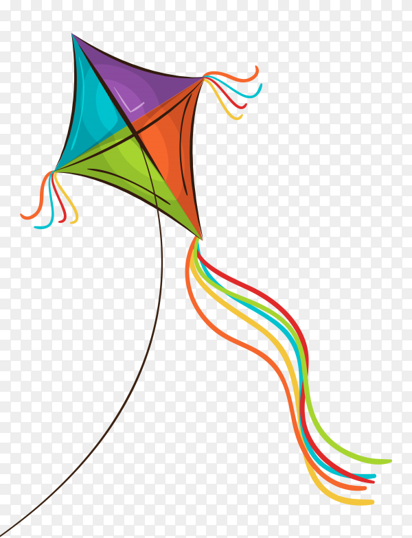 Kite Clip Art Vector