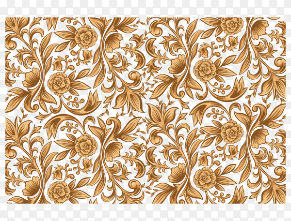 Brown flower vector PNG