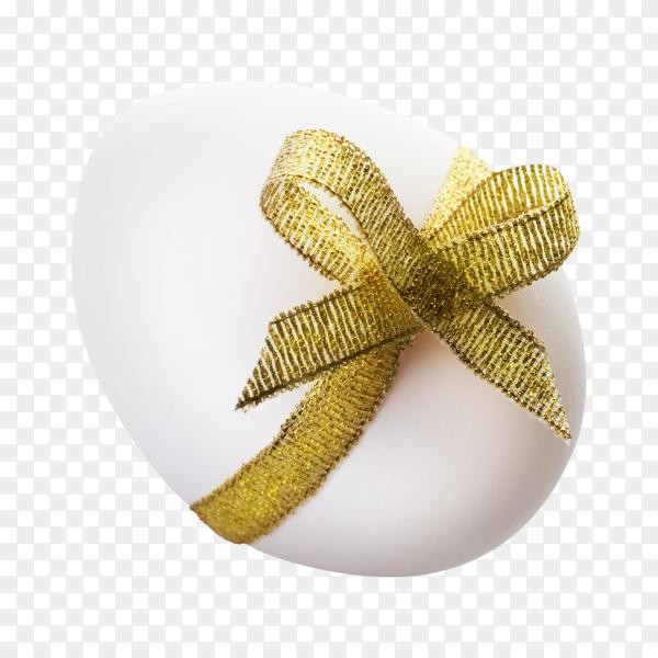 Easter Egg on transparent background PNG