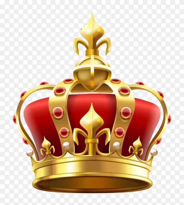 Royal Crown On Transparent Background Png Similar Png