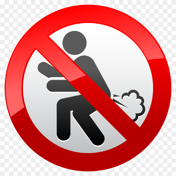 Set prohibited toilet signs stickers Premium Vecto