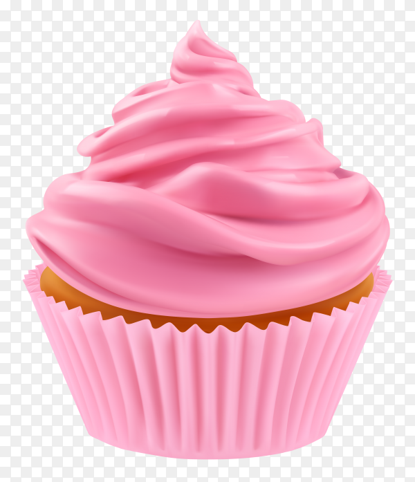 Delicious Pink Cupcake On Transparent Background Png Similar Png Try to search more transparent images related to cupcake png |. delicious pink cupcake on transparent