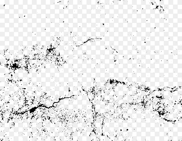 Abstract grunge texture design premium vector PNG