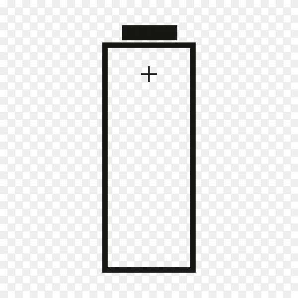 Battery charge icon Clipart PNG