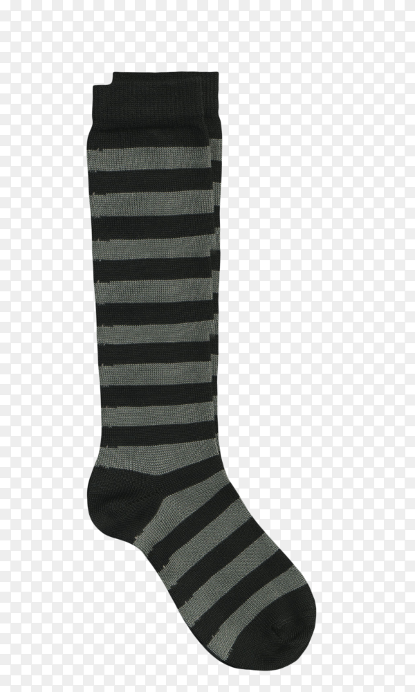 A pair of socks isolated on transparent background PNG