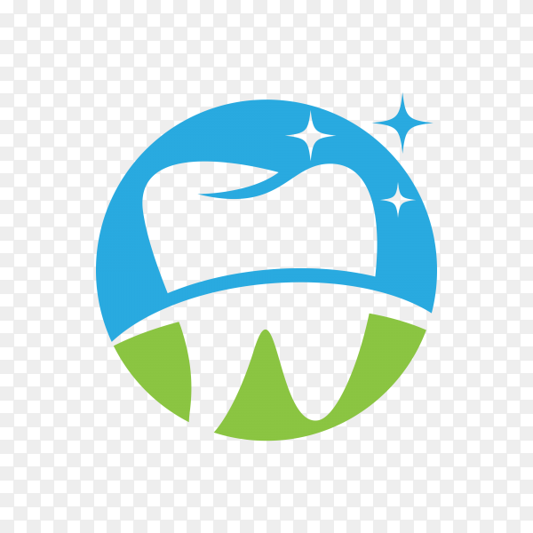 Creative Dental Concept Logo Design Template  premium vector PNG.png