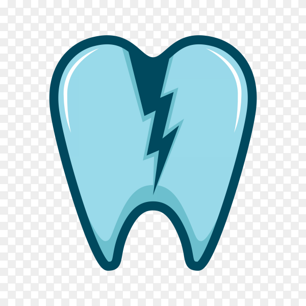 Dental Clinic logo. Dentist logo, Tooth icon on transparent PNG.png