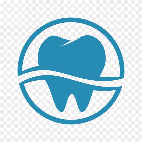 Dental Clinic logo template, Dental Care logo design on transparent background PNG.png