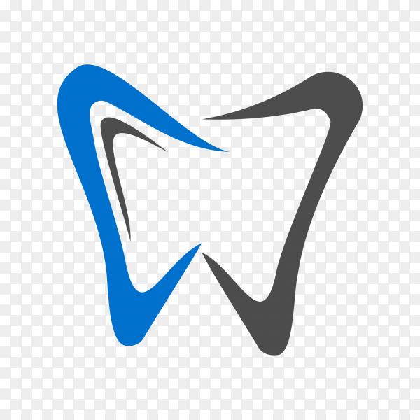 Dental care flat icon illustration design premium vector PNG.png