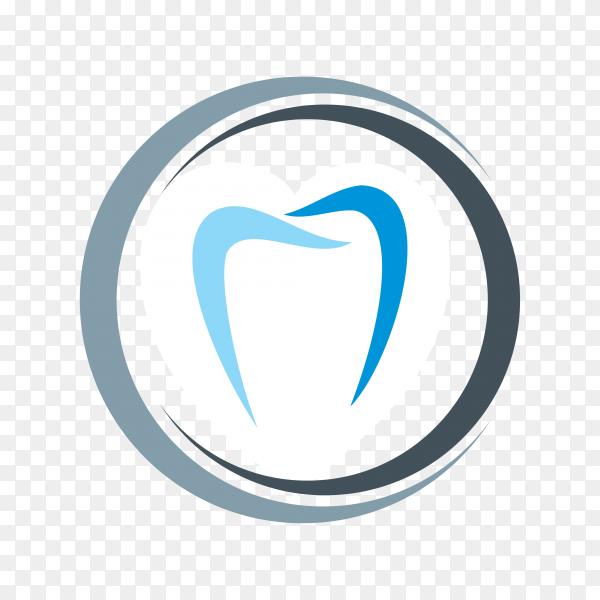 Dental care logo Template illustration icon design Clipart PNG.png