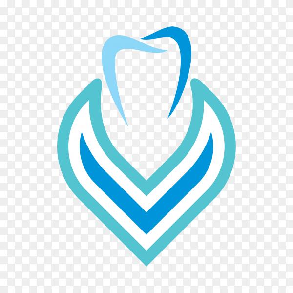 Dental care logo design element for dental clinic Clipart PNG.png