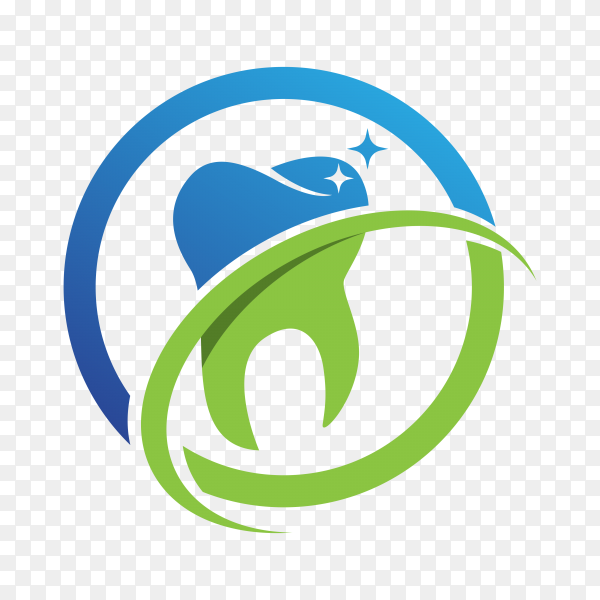 Dental care logo template Cilpart PNG.png