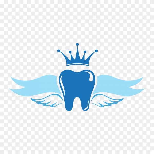 llustration of Dental clinic logo design Clipart PNG.png