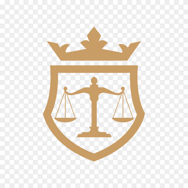 Law Firm,Law Office, Lawyer services, Luxury vintage crest logo, logo template premium vector PNG