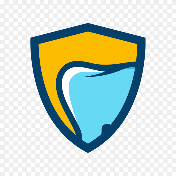 Logo with a colorful tooth on transparent background PNG.png
