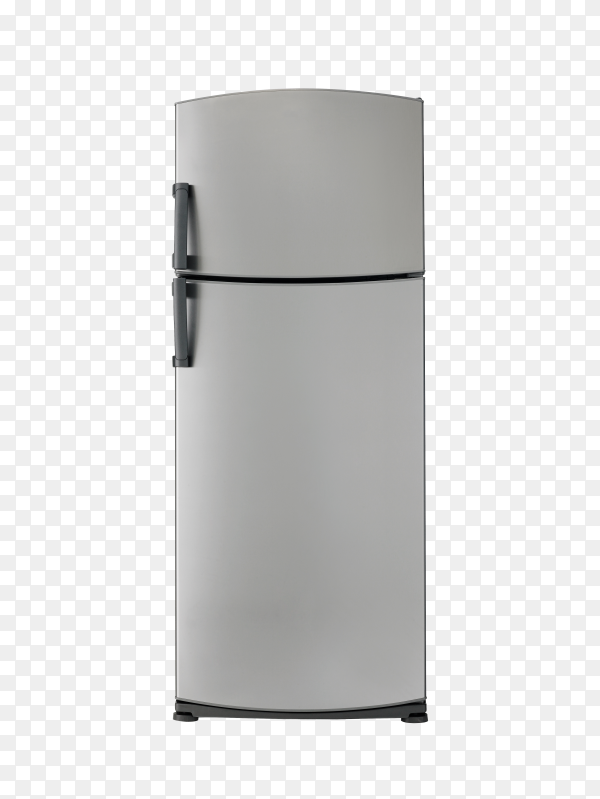Refrigerator Isolated on transparent background PNG