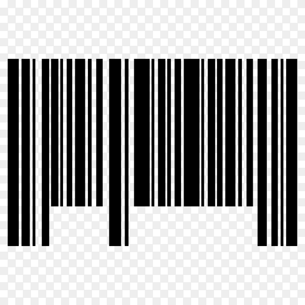 Several barcode for various product premium vector PNG