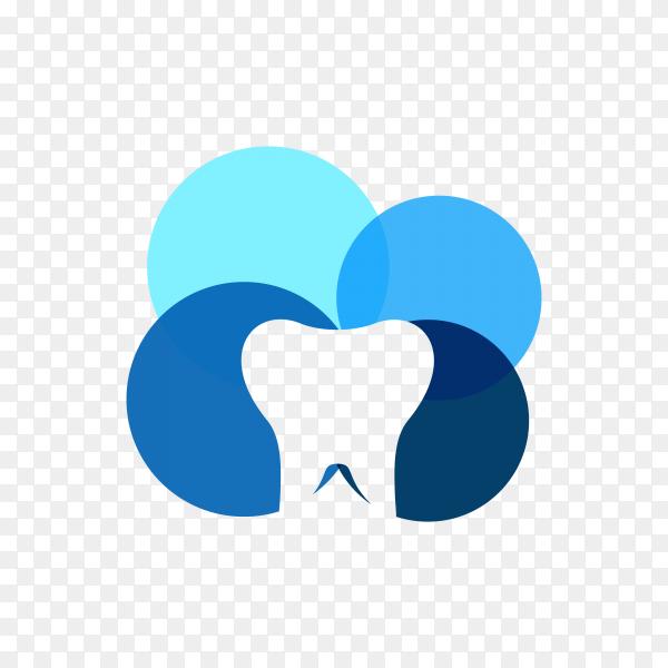 Teeth logo symbol on transparent background PNG.png