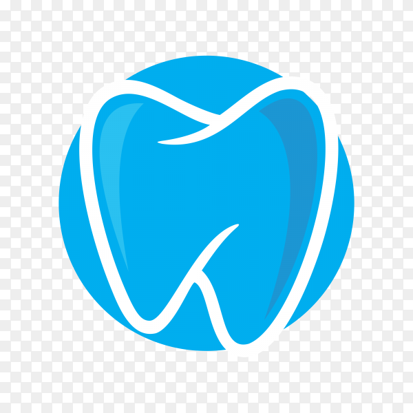 Tooth Icon, dental care icon on transparent background PNG.png