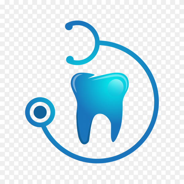 Tooth Icon, dental care icon premium vector PNG.png