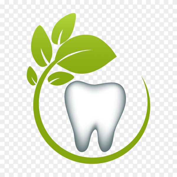 Tooth icon isolated illustration on transparent background PNG.png