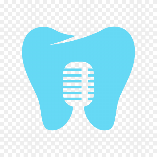 Tooth icon premium vector PNG.png