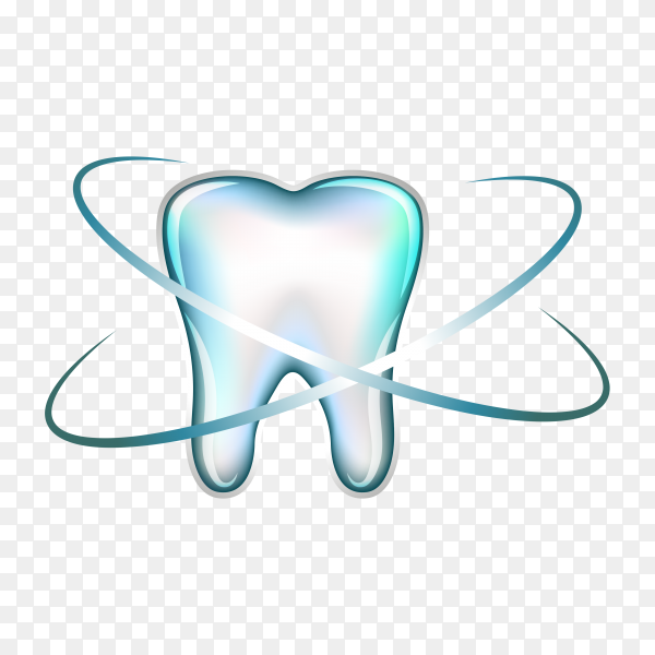 Tooth icon template on transparent background PNG.png