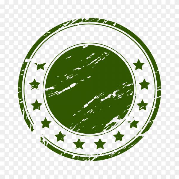 Illustration of green Approved stamp on transparent background PNG