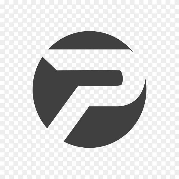 Company logo illustration on transparent background PNG