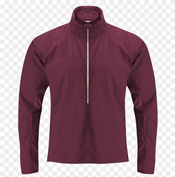 Elegant jacket isolated on transparent background PNG