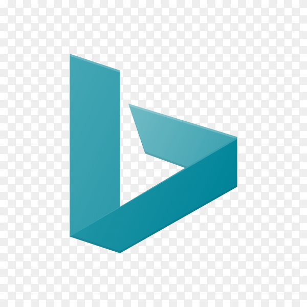 Ping logo design on transparent background PNG