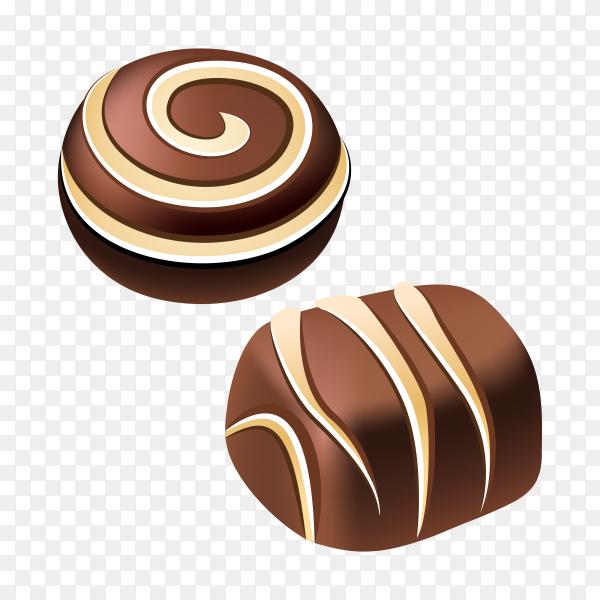 Chocolate Bar Molten Chocolate Cake Cream on transparent background PNG