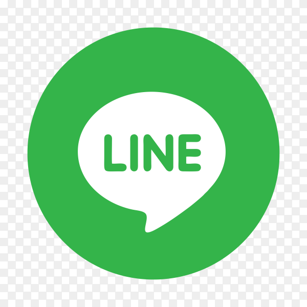 Line icon illustration on transparent background PNG